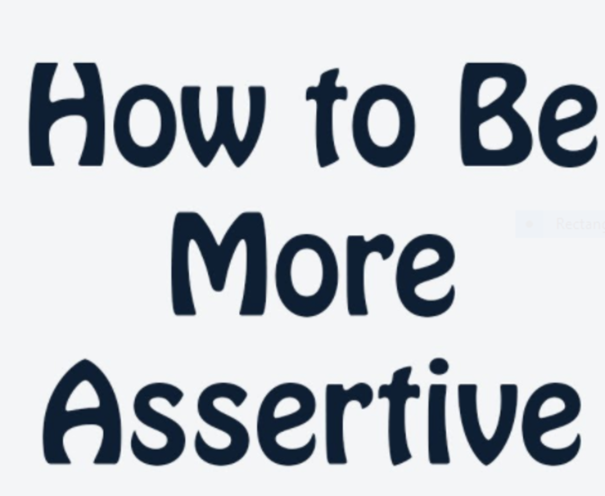 Are You as Assertive as You Want to Be?