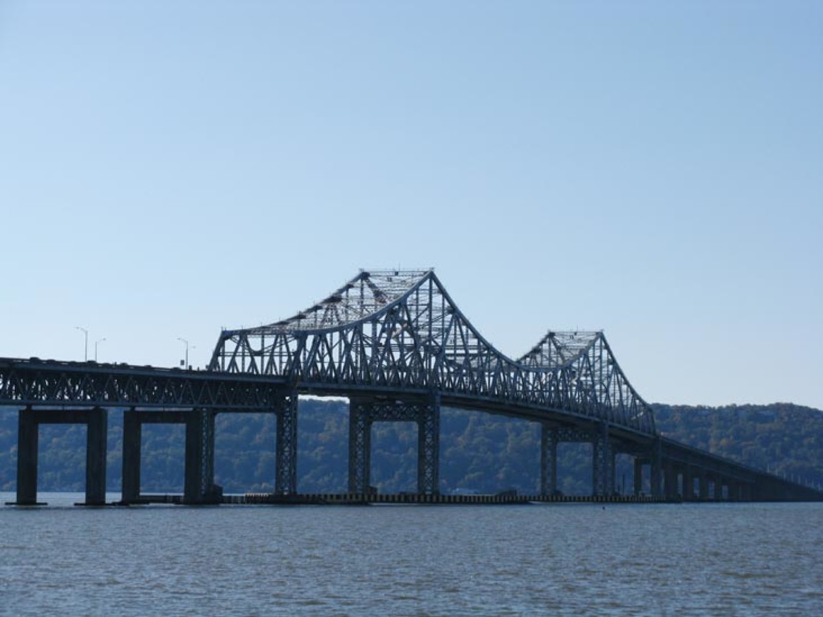 The Tappan Zee Bridge - NYC