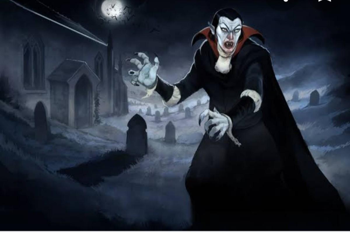 dracula_a_horror_character