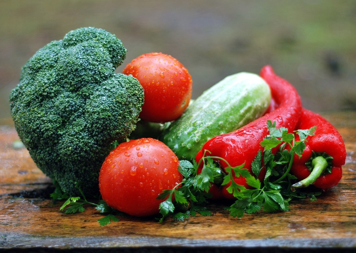 A Plant Based Diet is Beneficial