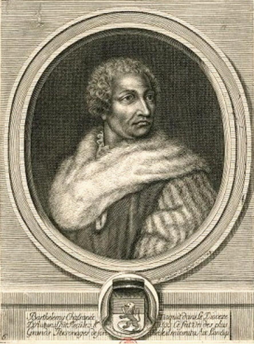 Barthélemy de Chasseneuz.