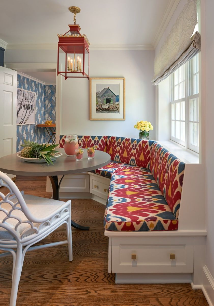 Elegant banquette seating that ideas that is so wonderful.