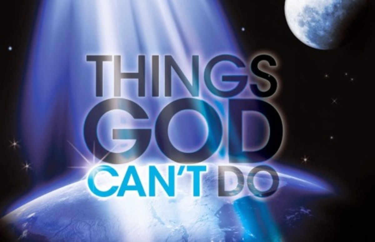 What God Cannot Do
