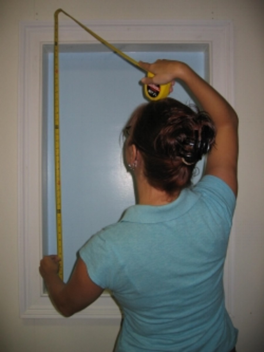 How to Measure Window Blinds