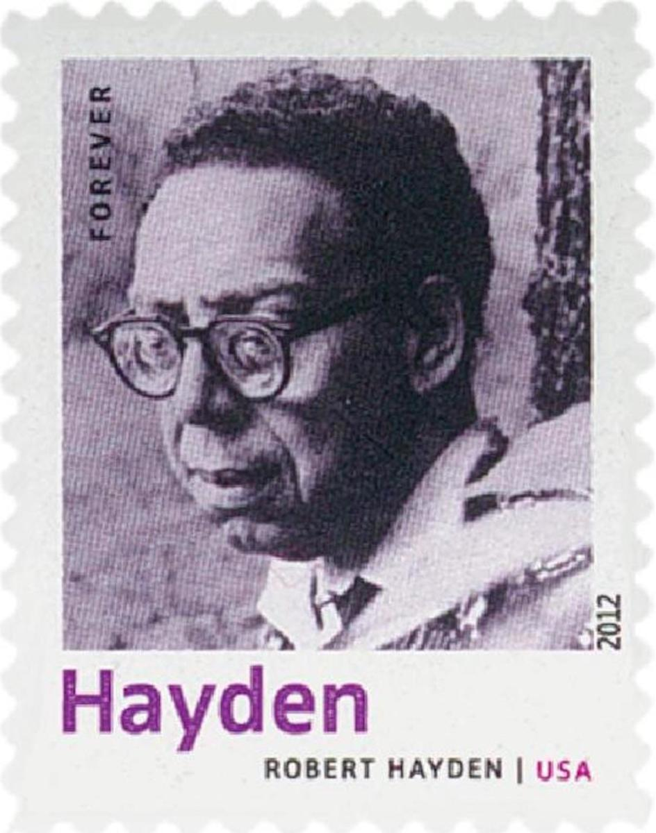 Robert Hayden—Commemorative Stamp