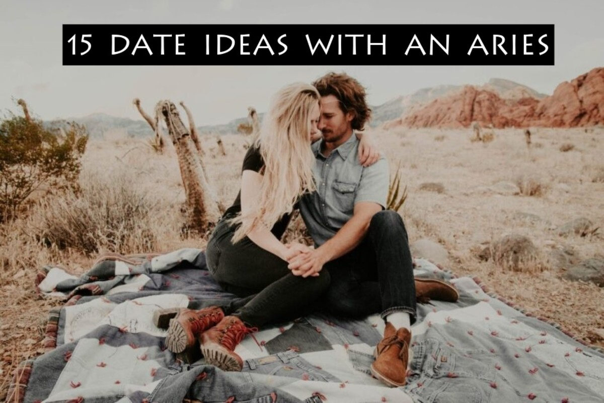Aries dates need energy, excitement, and enthusiasm. They want a passionate relationship and interactions that spark their creativity. (1) Bring them to fire. (2) Introduce them to spicy foods. (3) Add cardio into your date. (4) Be spontaneous.
