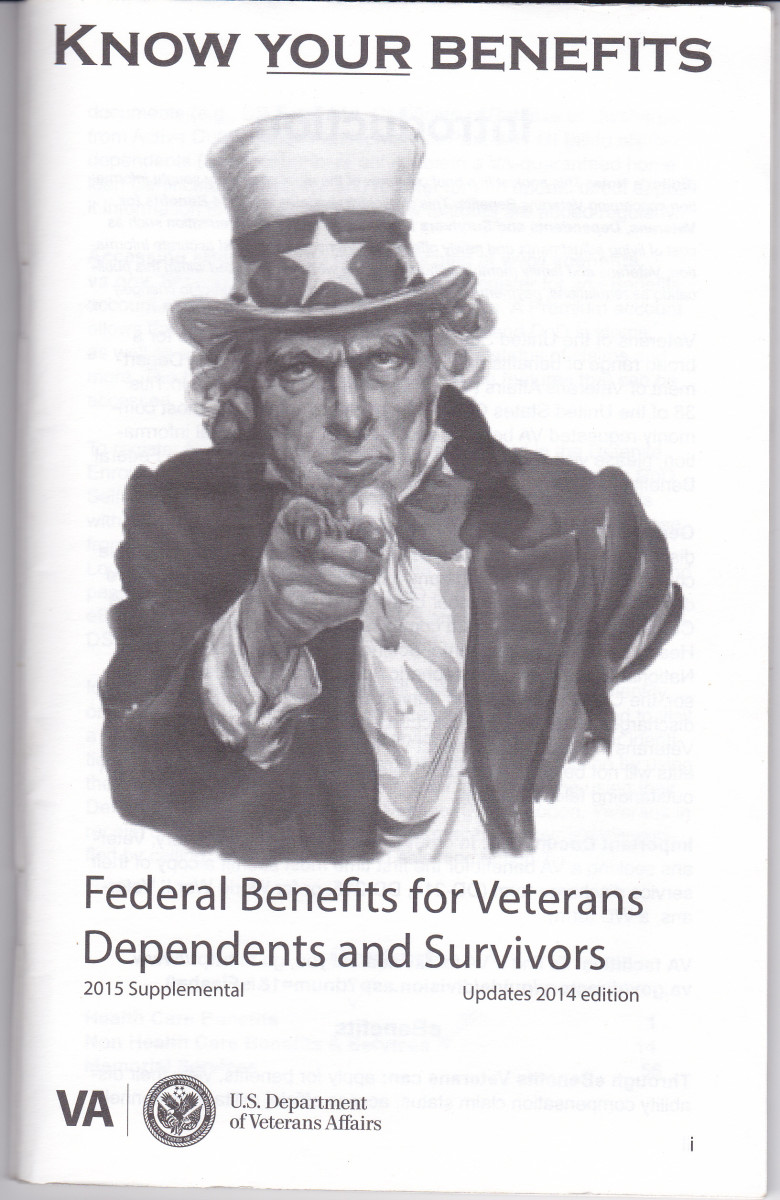 Federal Benefits for United States Veterans