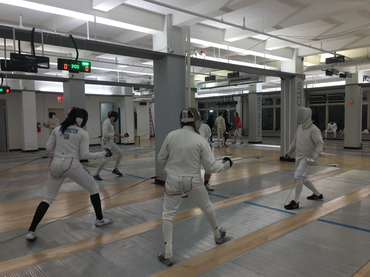 Anatomy of the Fencers Club of NY