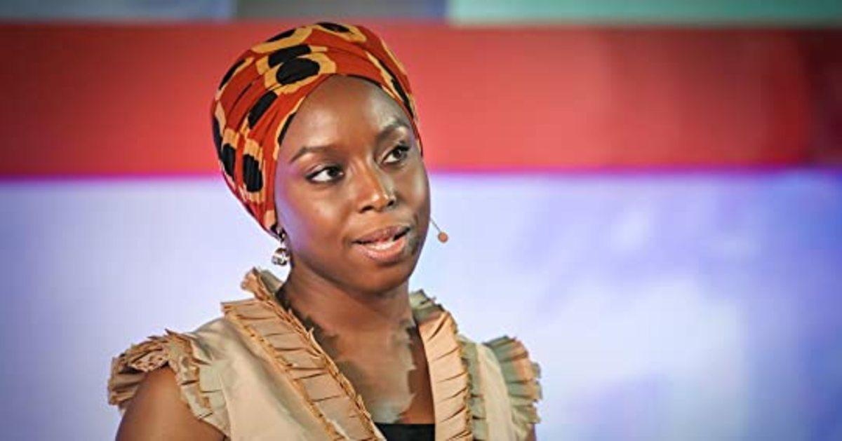 Chimamda Ngozi Adichie
