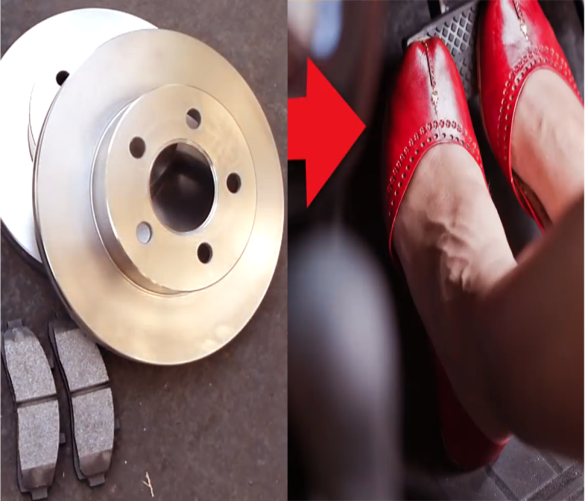 Frequent braking increased the wear and tear on the parts that make up the braking system, decreasing the efficiency of these systems as well as their lifespan.
