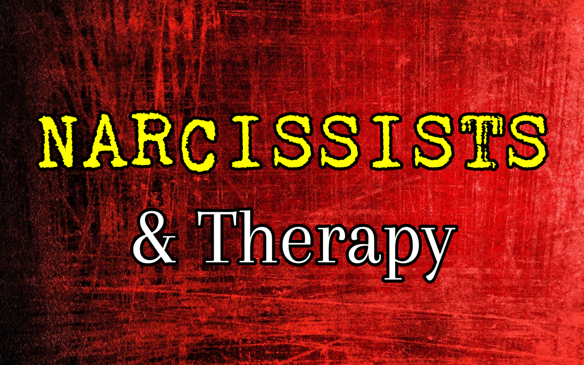 Narcissists & Therapy