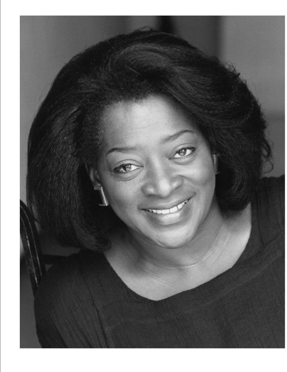 Actress/Educator/Dean/Motivational Speaker - Dr. Tonea Stewart