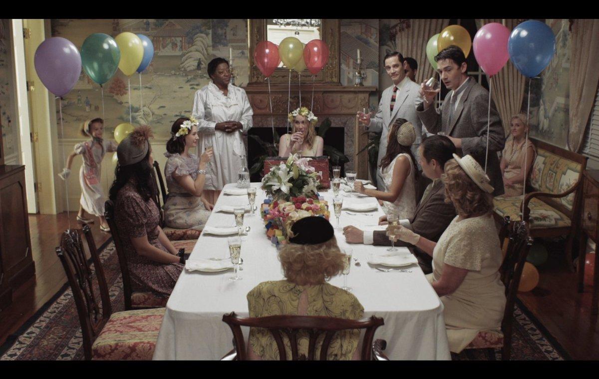 With cast in the film, 'Olivia Martha Isle', Tonea Stewart plays, Eloise.