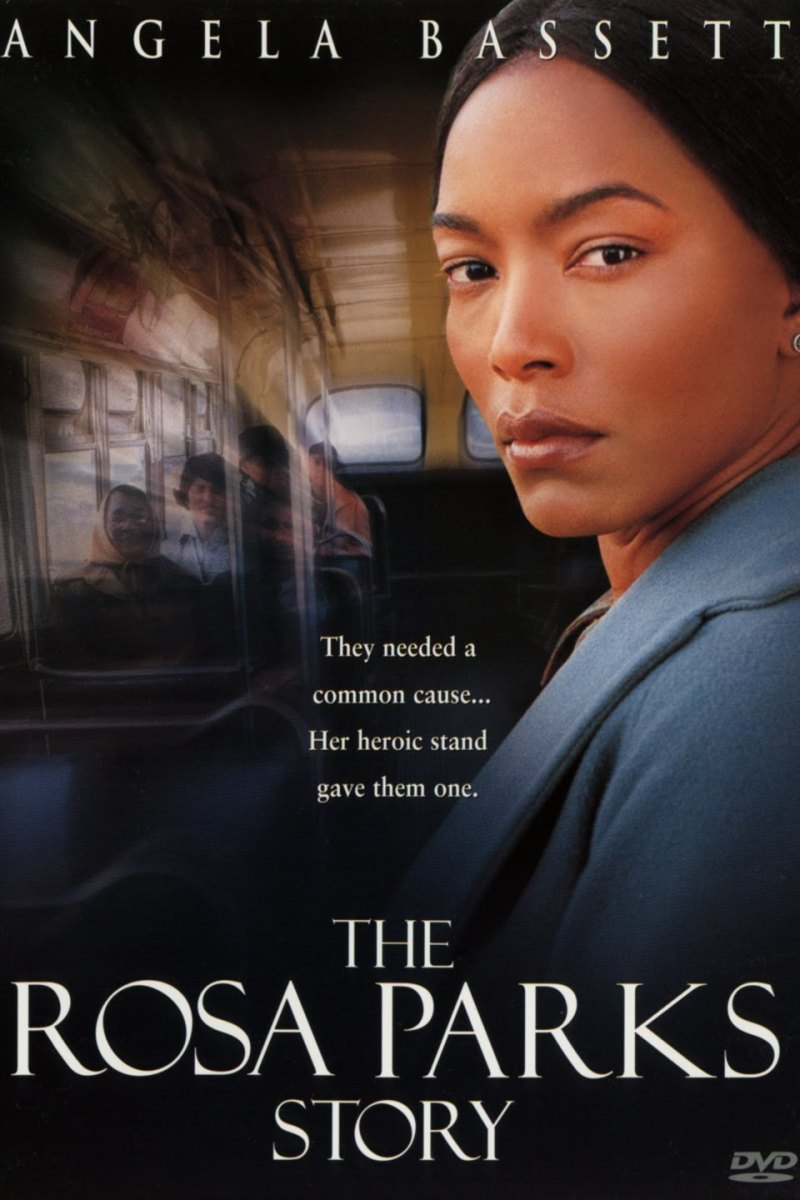Tonea Stewart plays Johnnie Carr in 'The Rosa Parks Story'