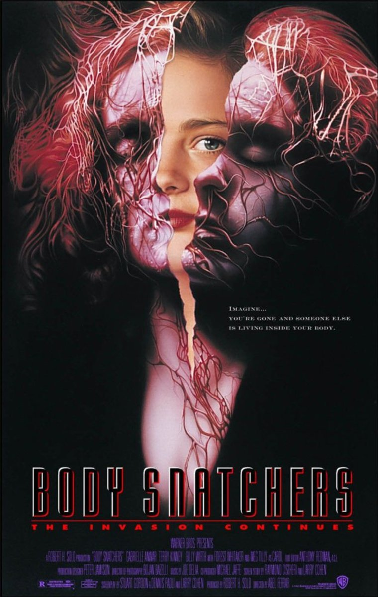 Tonea Stewart plays the Teacher in the 1993 Horror classic, 'The Body Snatchers'