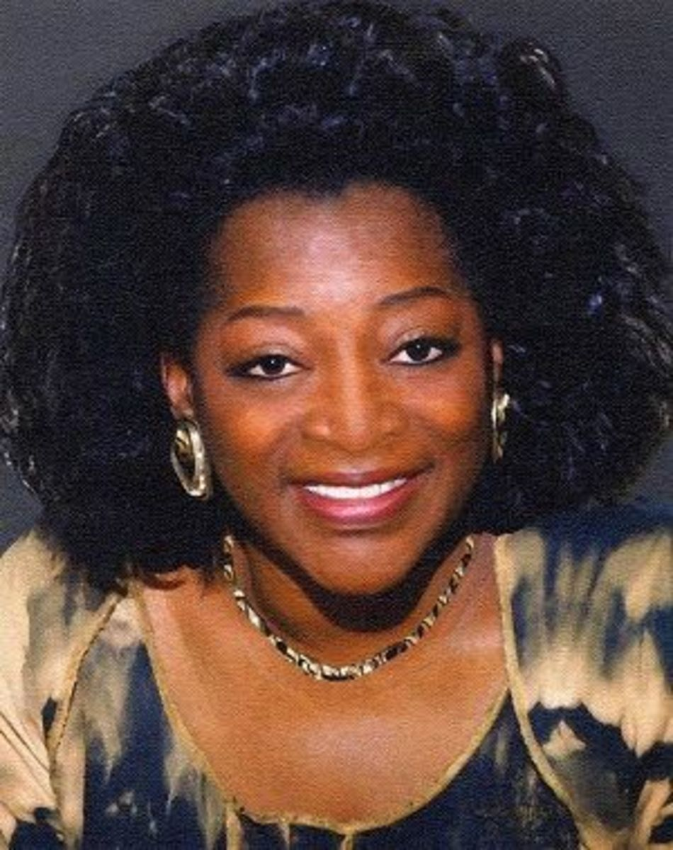To many in the Performing Arts, Dr. Stewart is simply known as, Tonea Stewart.