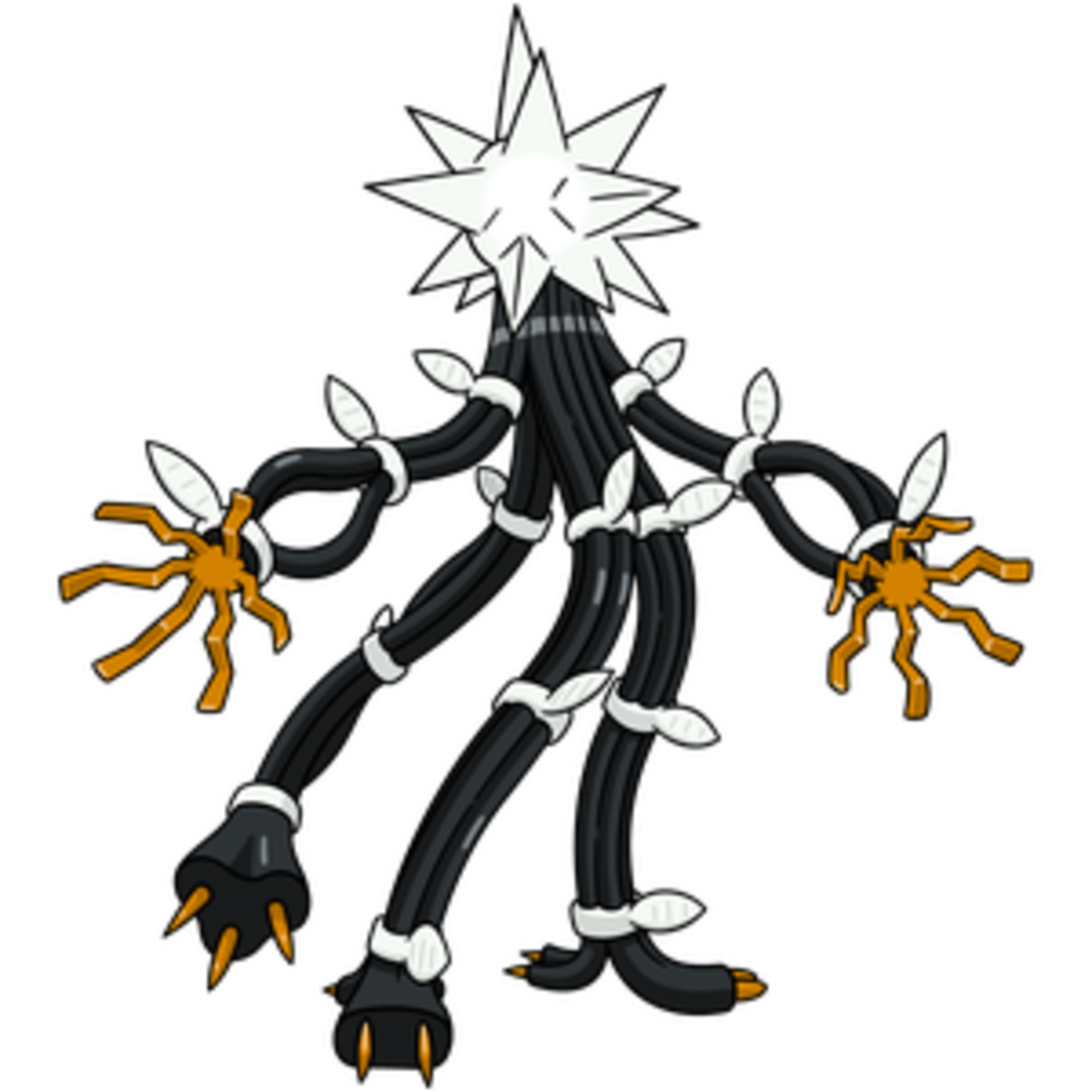 "Xurkitree, the ""Glowing"" Pokémon"