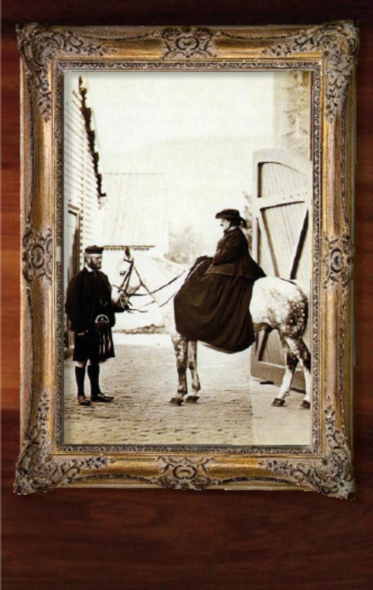 Queen Victoria and John Brown