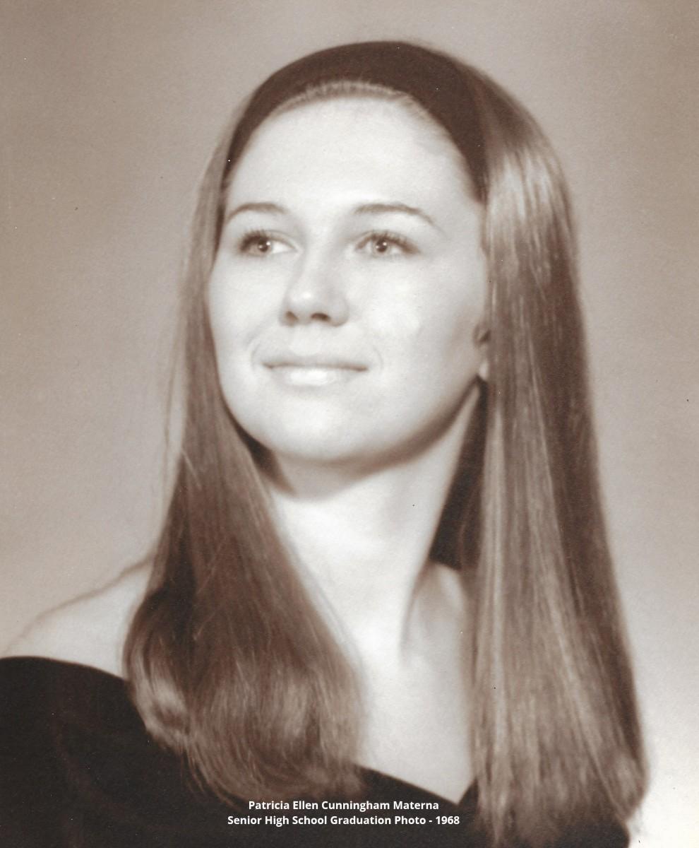 Senior HS Graduation 1967-68