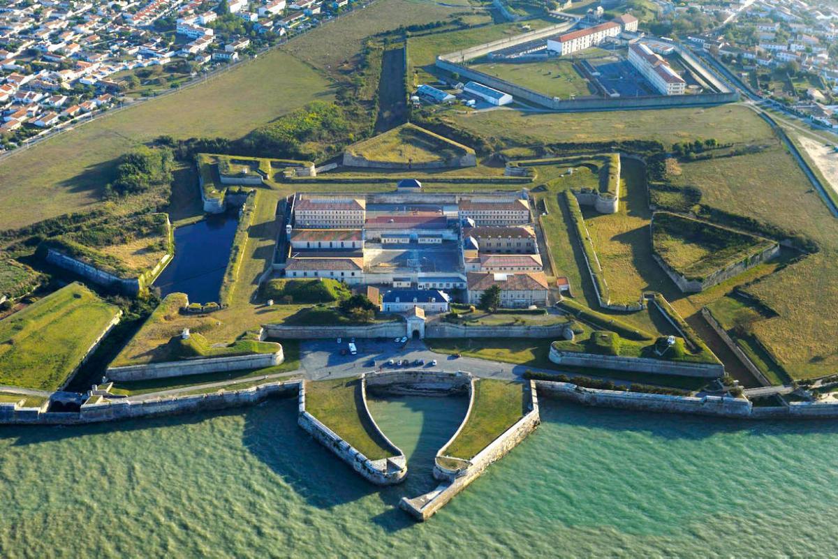 Vauban's citadel of Saint-Martin-de-Ré
