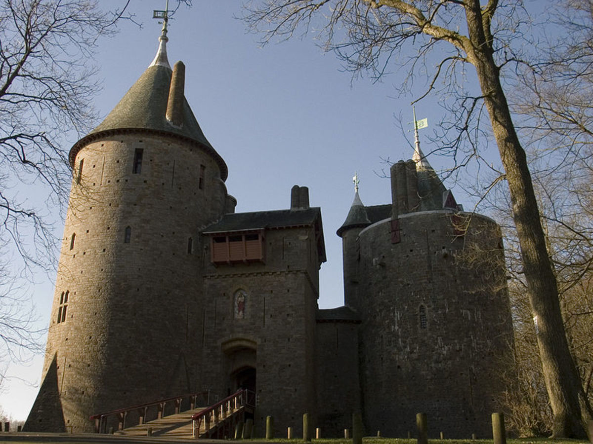 Top 10 Welsh castles in Wales to visit