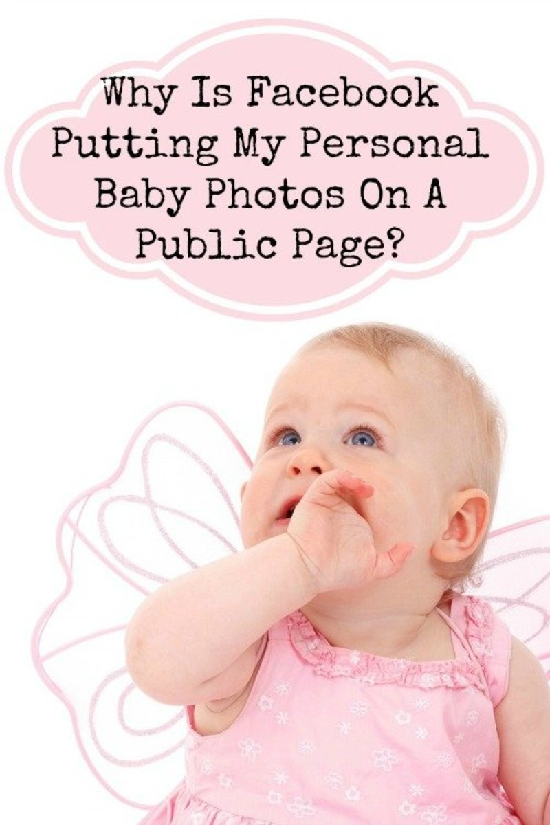 Why Is Facebook Stealing My Baby Photos?
