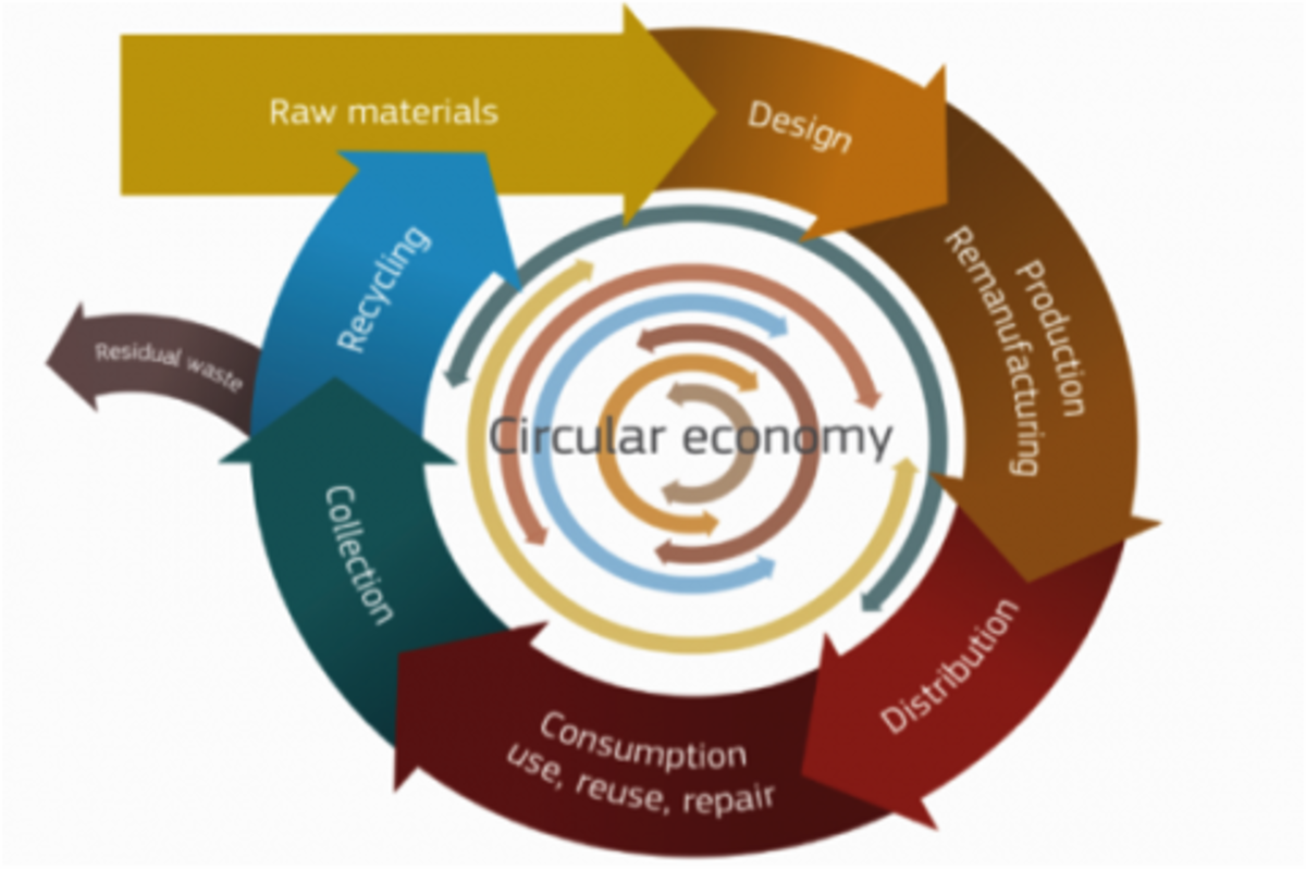Waste Management and Sustainable Circular Economy
