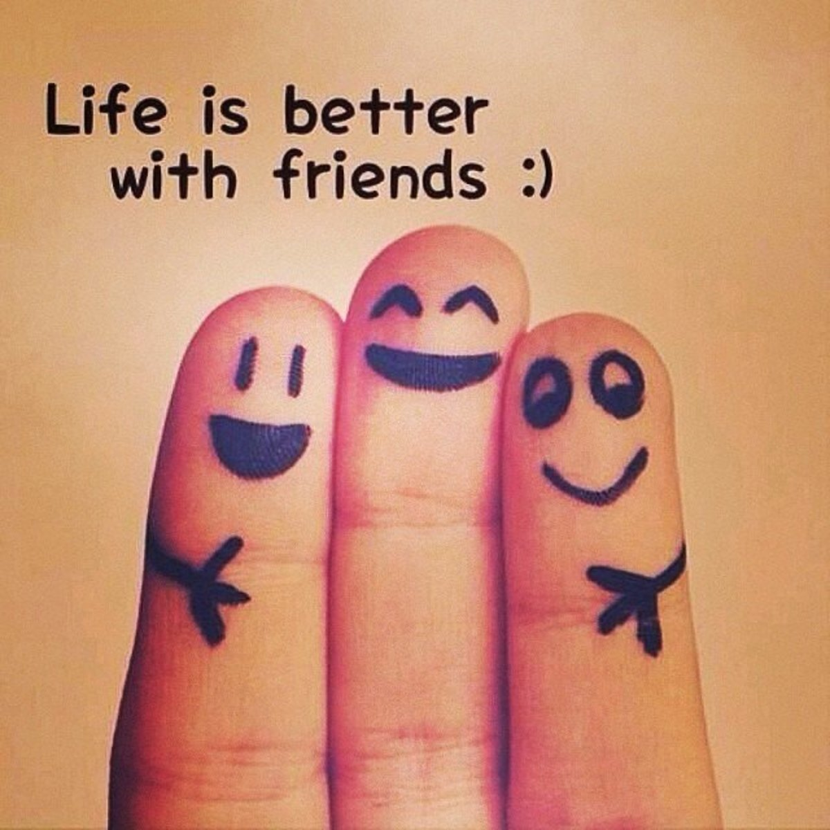 True Friendship Does Exist!