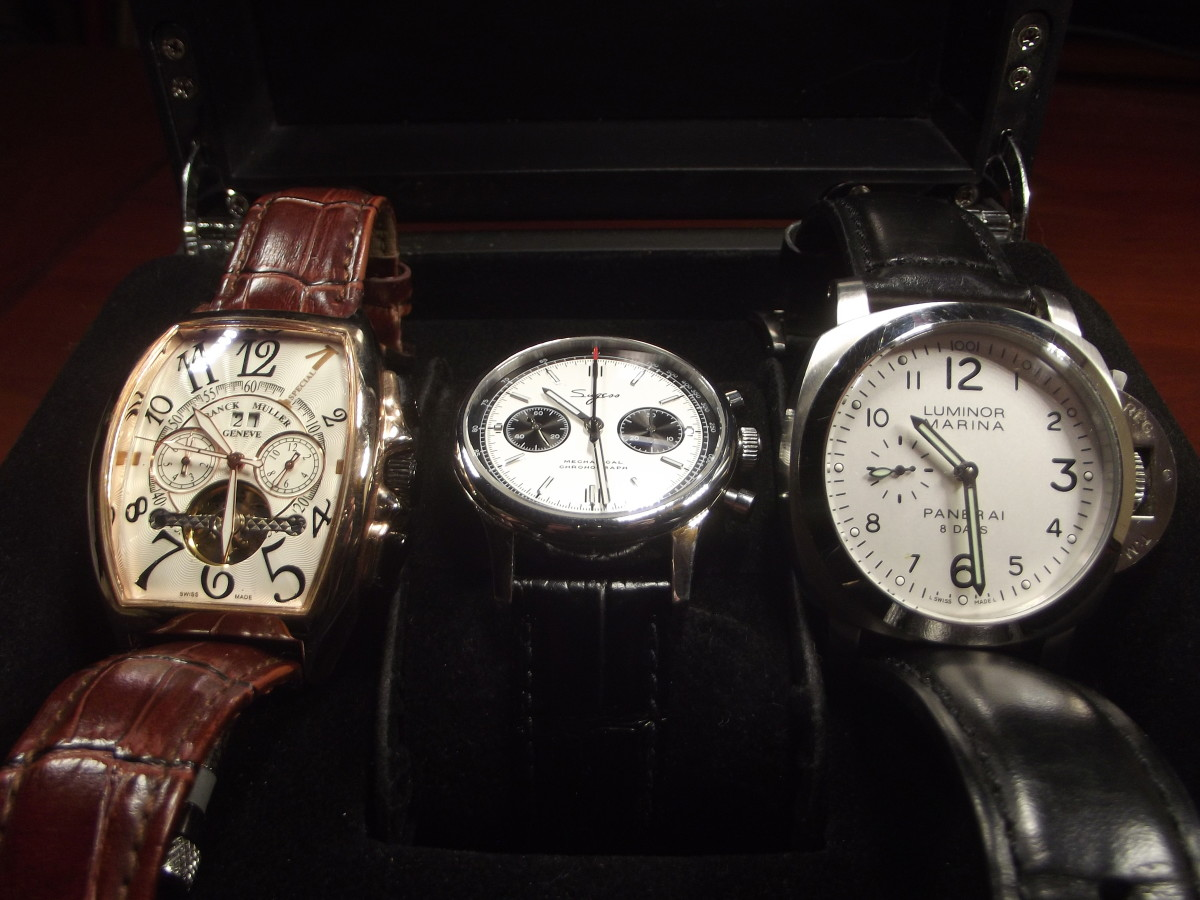 Can the Sugess chronograph replace my beloved but very fake luxury-super watches?