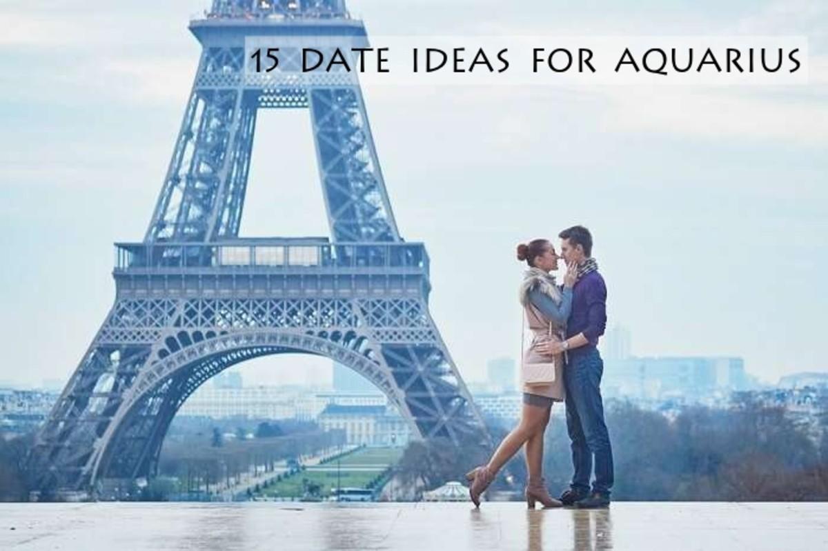 15 Date Ideas for Aquarius