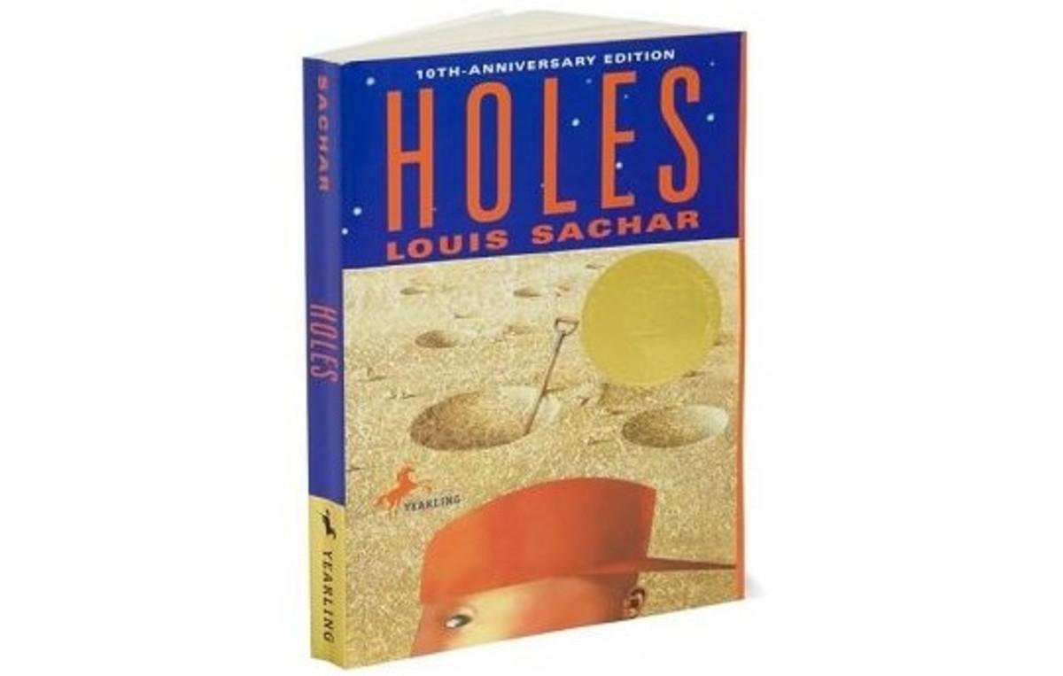 Holes Lesson Plans