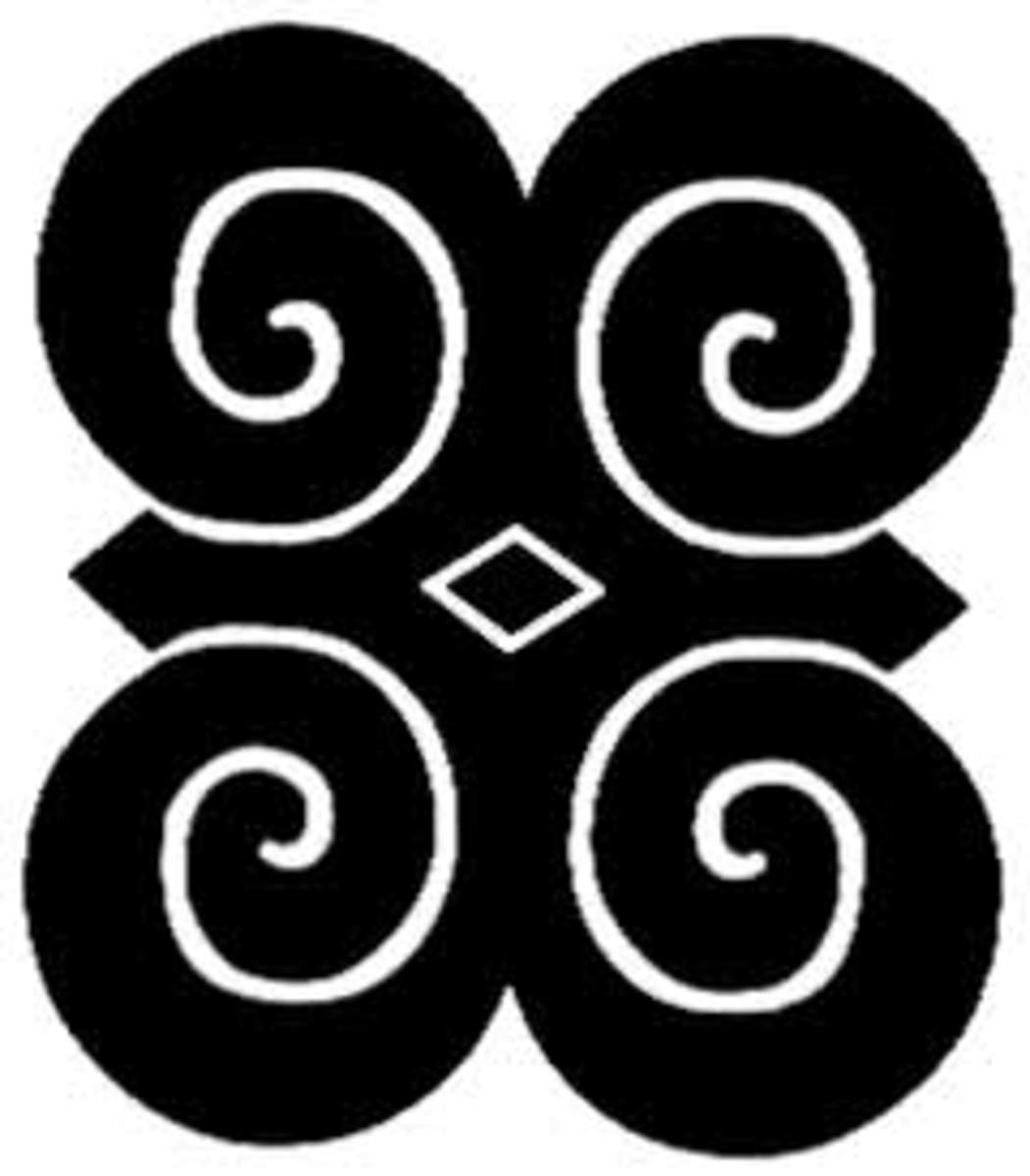 a symbol of strenght(mind, body, and spirit), humility, wisdom, and learning