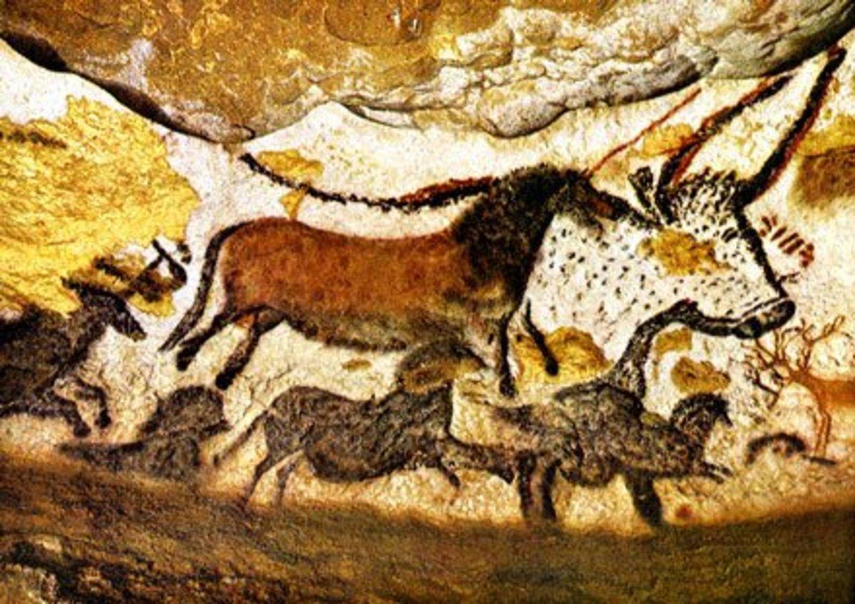 Cave of Lascaux, France