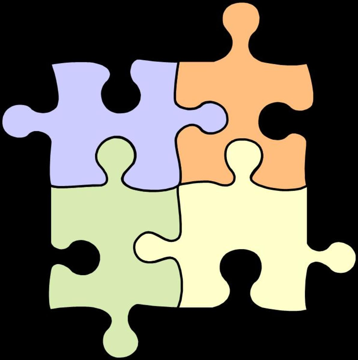 A campaign should follow four well-planned phases like the pieces of a puzzle.