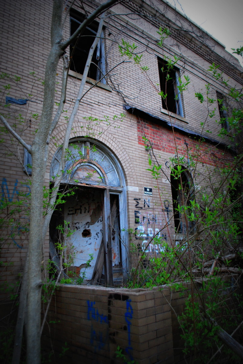 How To Explore An Abandoned Building Hubpages