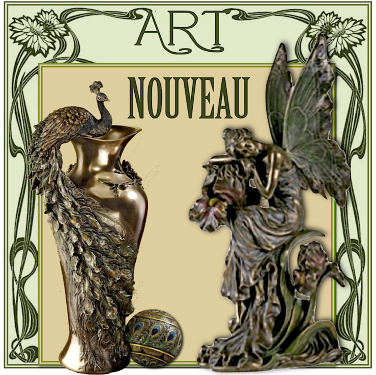 Art Nouveau Sculpture | HubPages