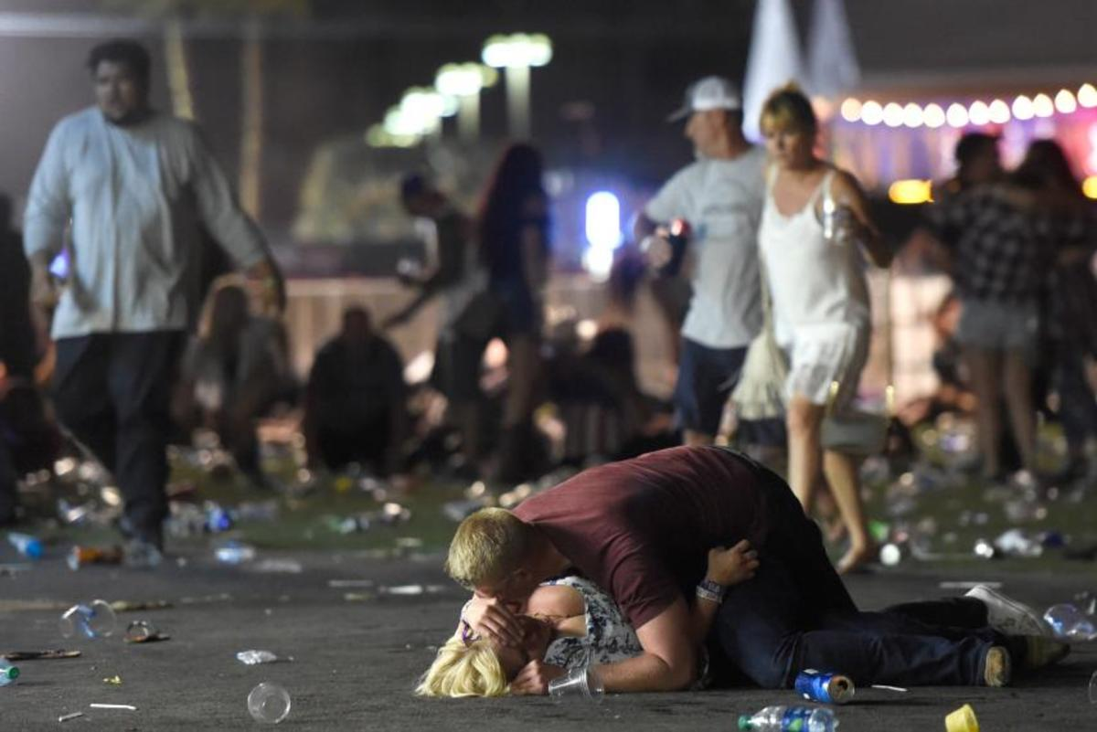 Evidence Of Accomplices and Other Shooters Omitted by the Las Vegas Police Report on the Mass Casualty Event