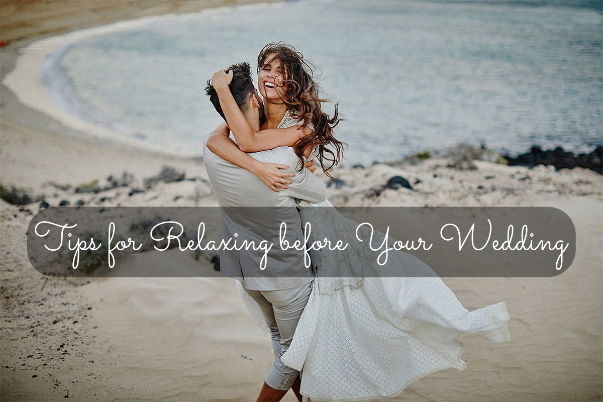 Weddings are stressful, but there are several things you can do to eliminate stress during the planning process, so you can feel happy and calm at the wedding.