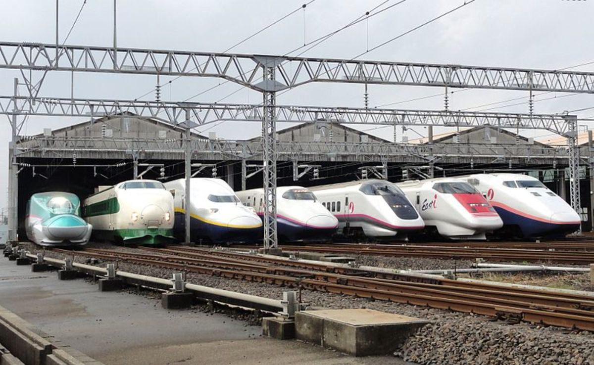 fastest-trains-in-the-world-top-5