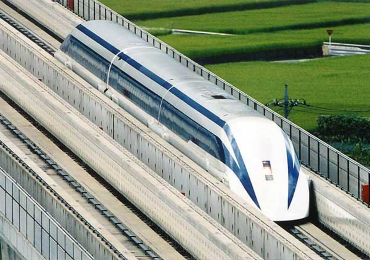 Fastest Trains in the World: Top 5