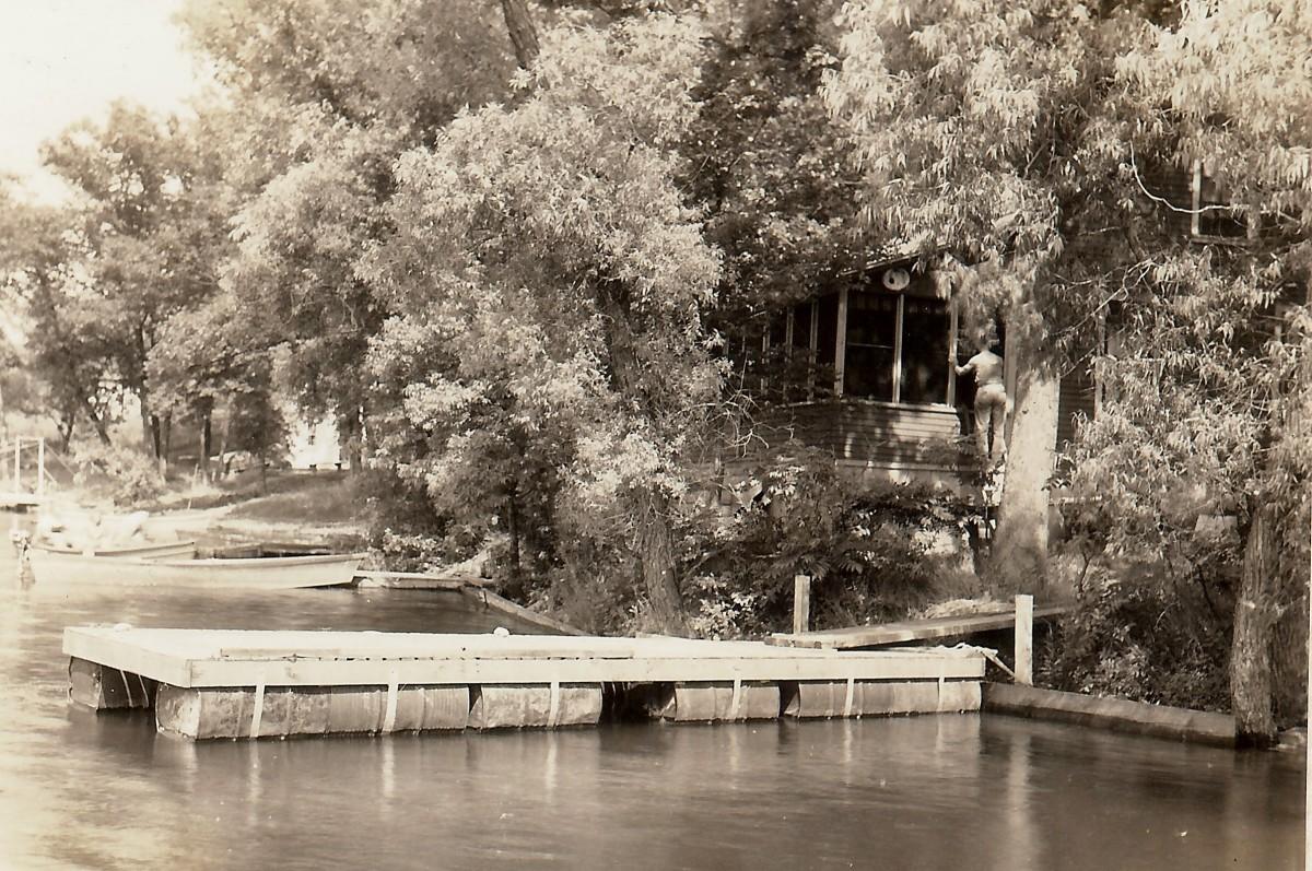 Okauchee Lake view
