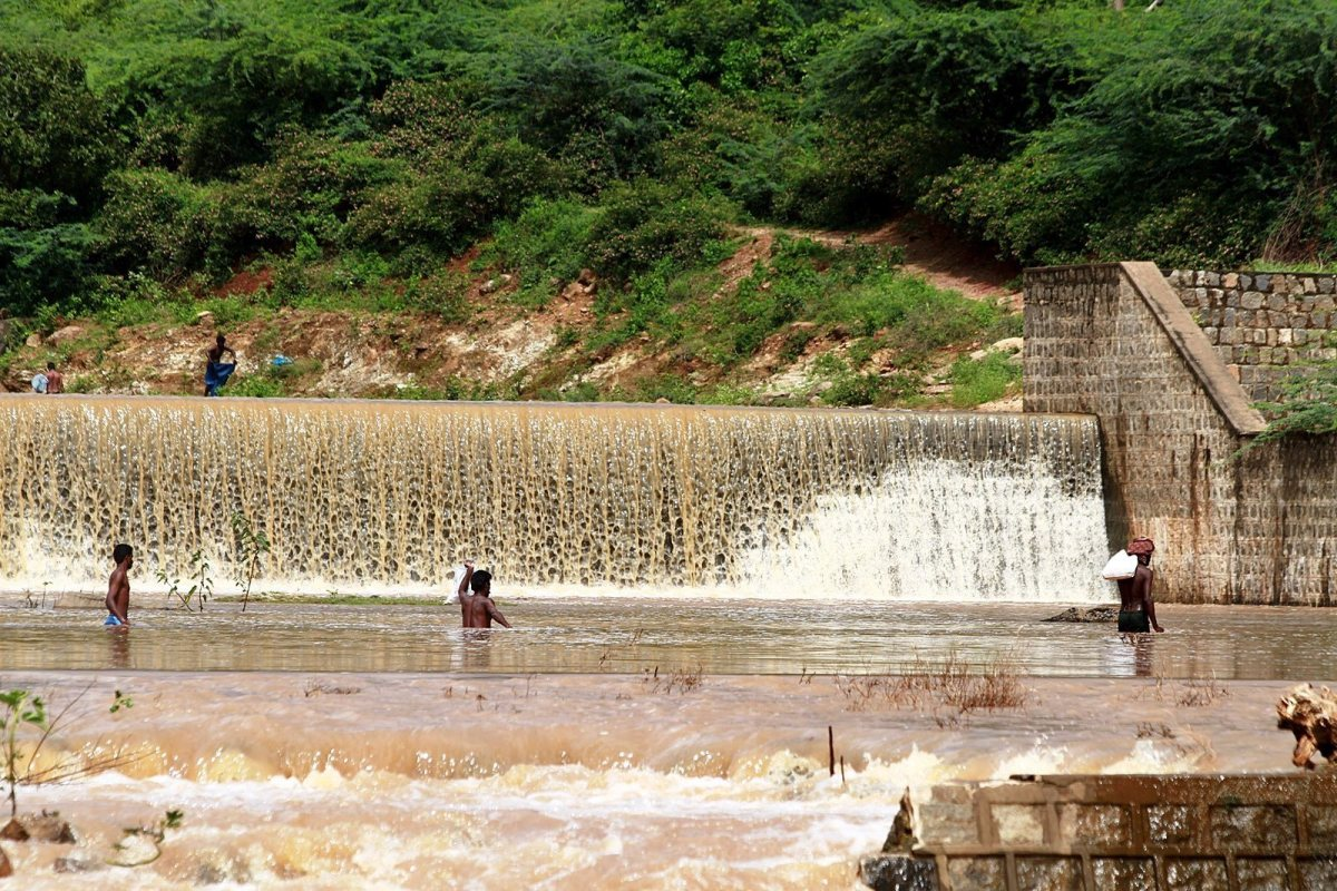 Kodiveri Dam, Sathyamangalam