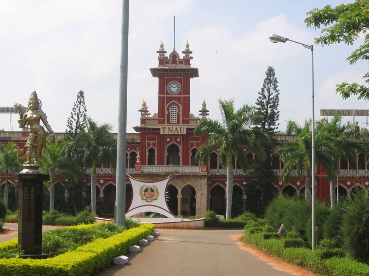TNAU, Coimbatore