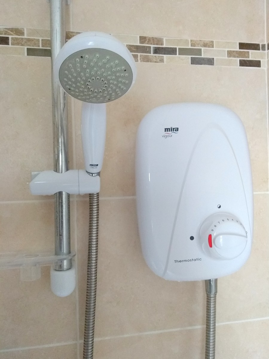 How to Clean the Filter in a Mira Pumped Electric Shower
