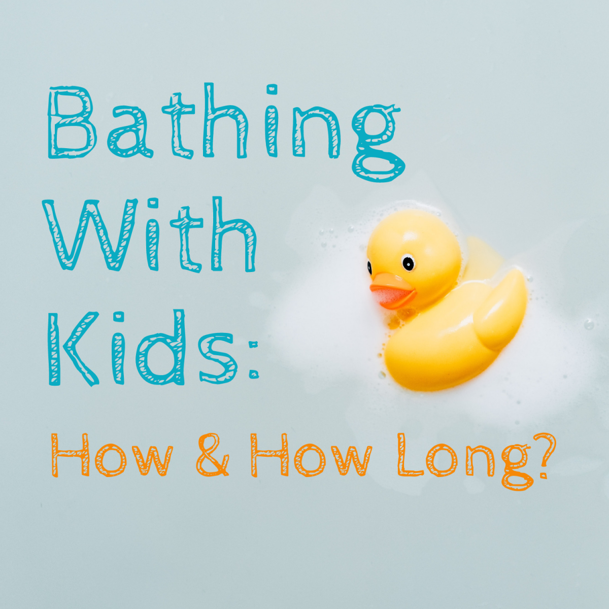 Learn how to shower or bathe with your kids, how to make it a fun learning experience, and when to stop.