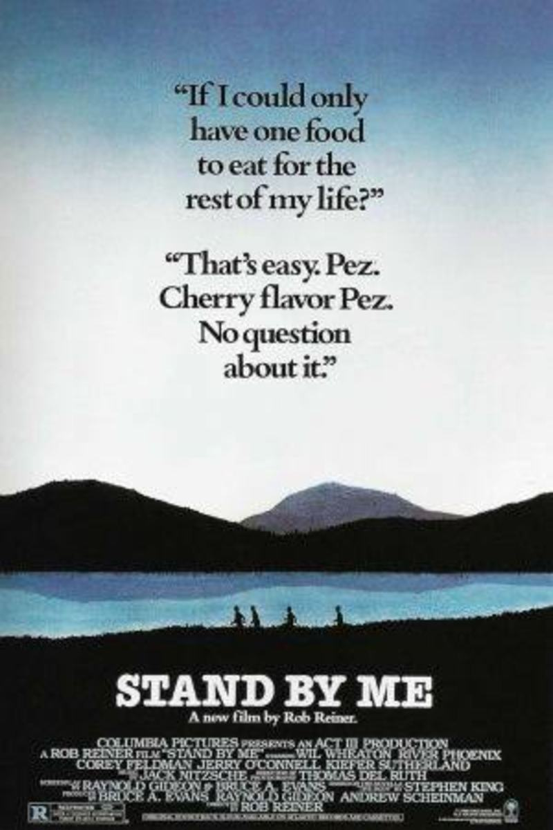 3 Life Lessons from Stand by Me