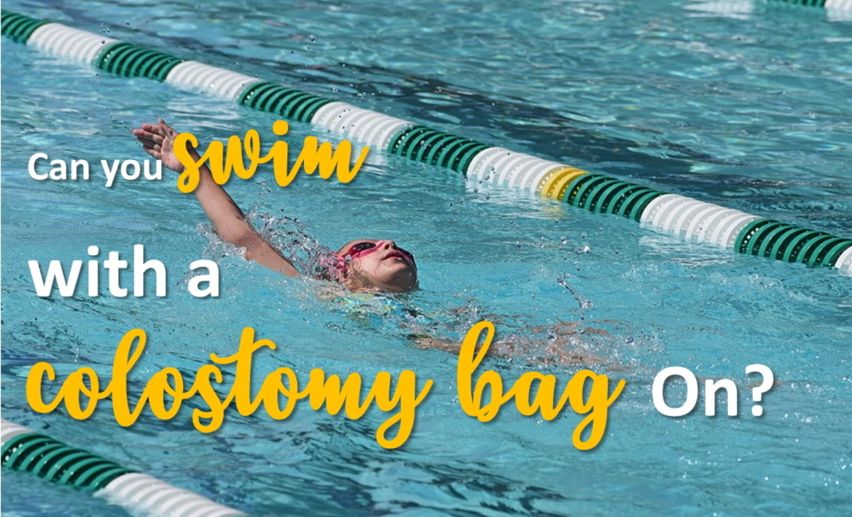 Can a Colostomy Patient Swim With an Ostomy Bag On?