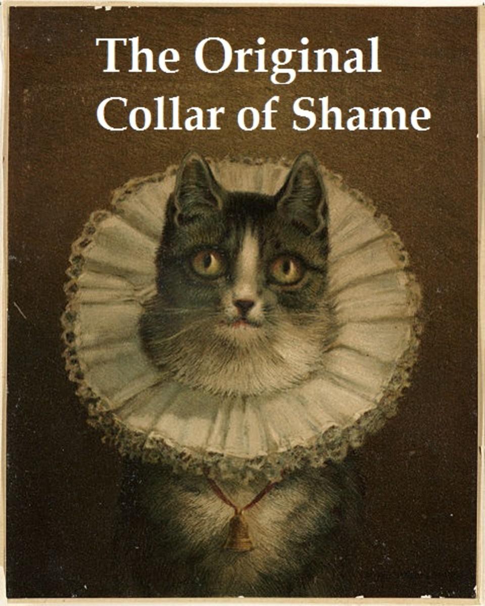 Collars of Shame go way back.