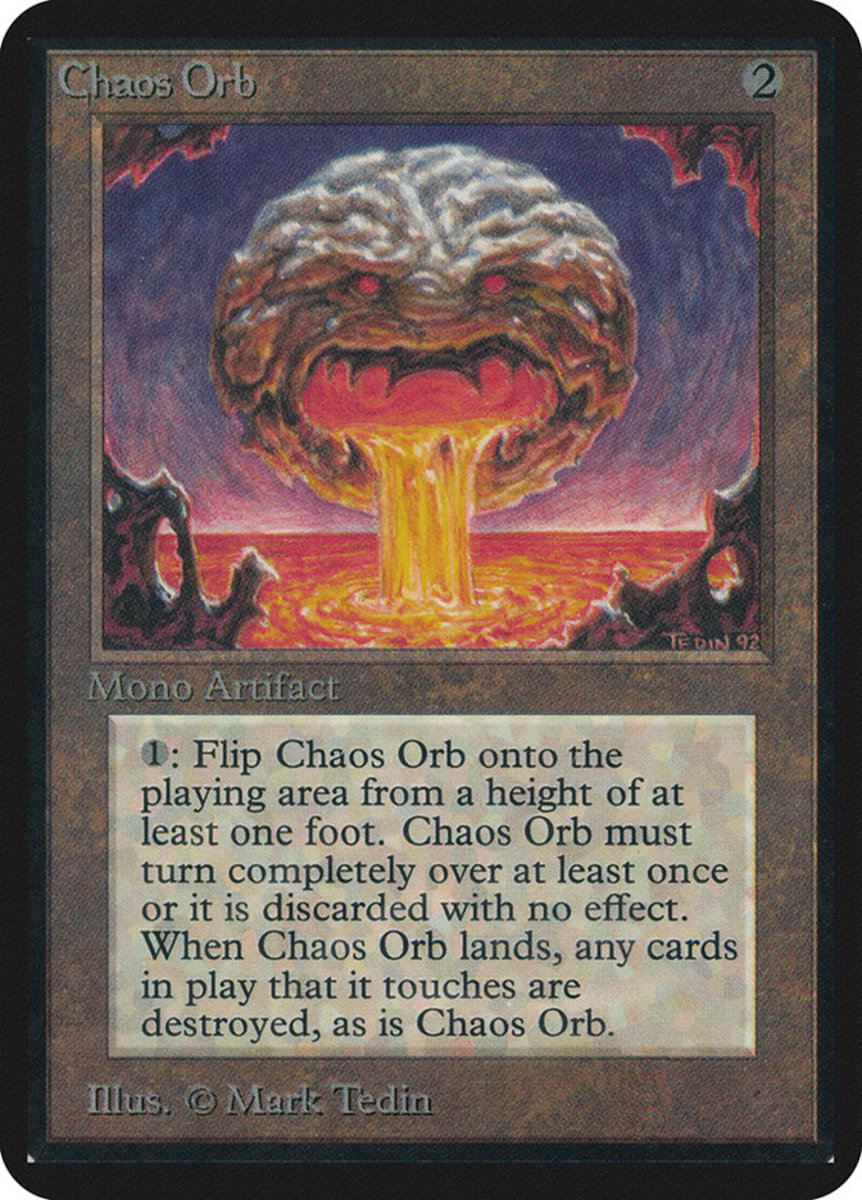 Chaos Orb mtg