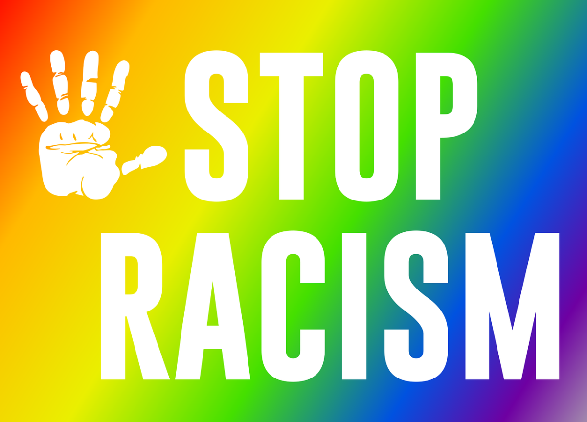 It is up to us all to end racism!